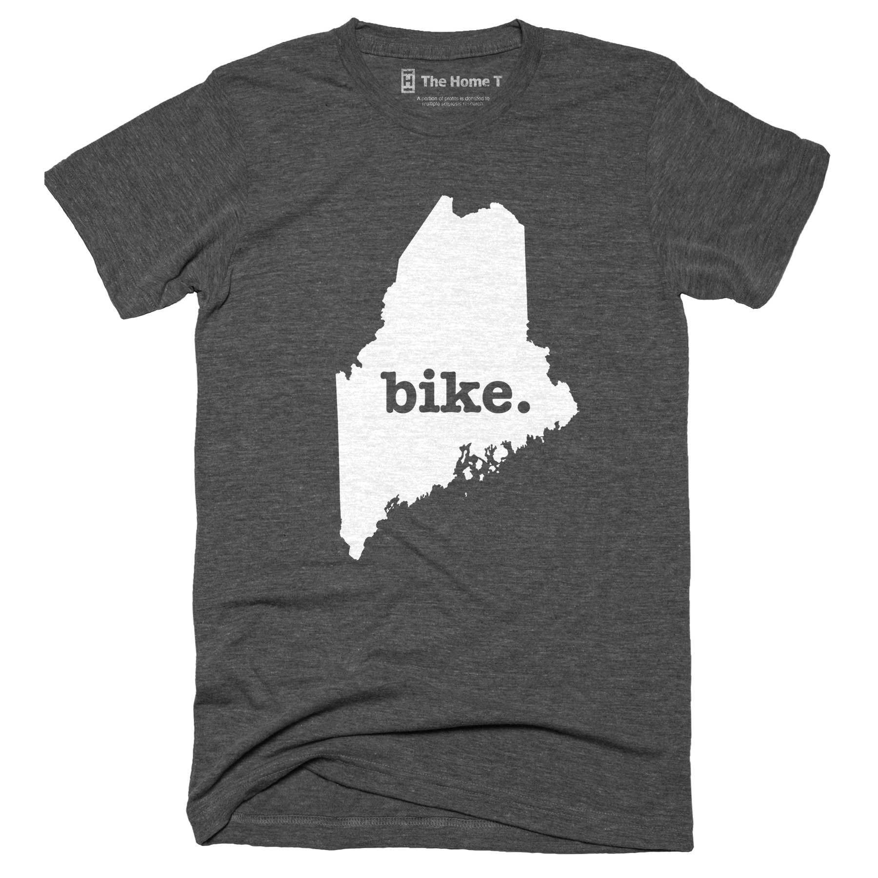 Maine Bike Home T-Shirt