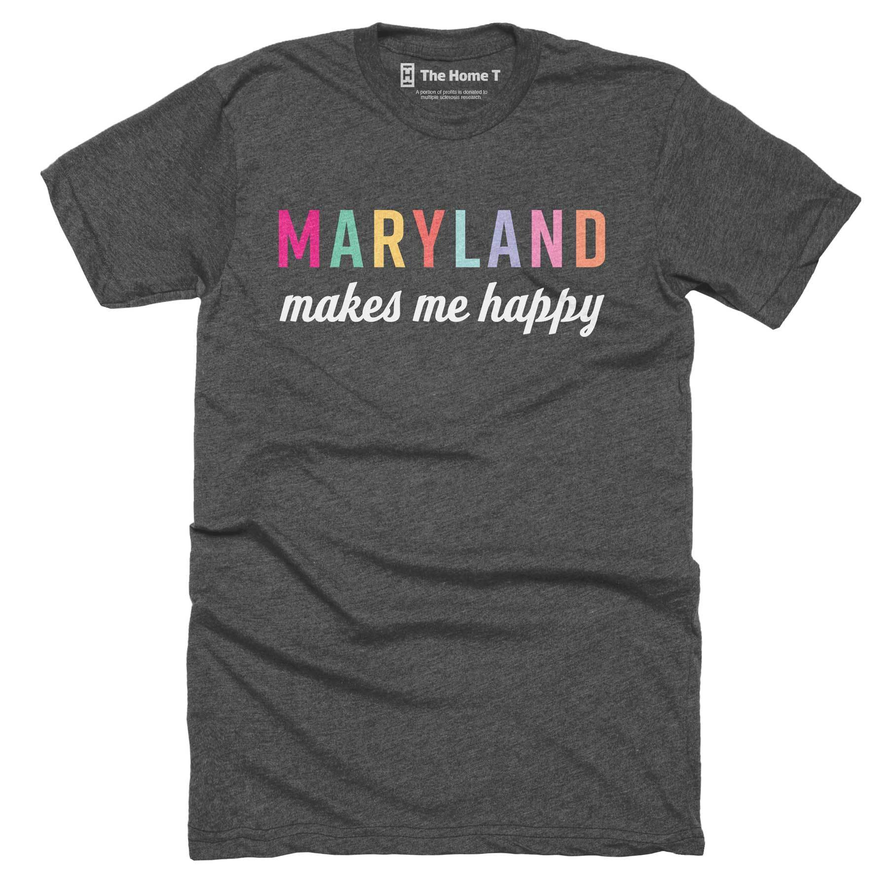 Maryland Makes Me Happy