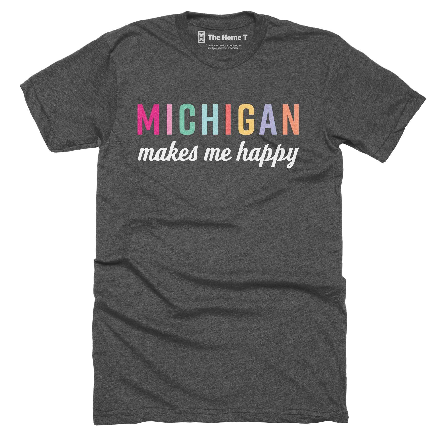 Michigan Makes Me Happy