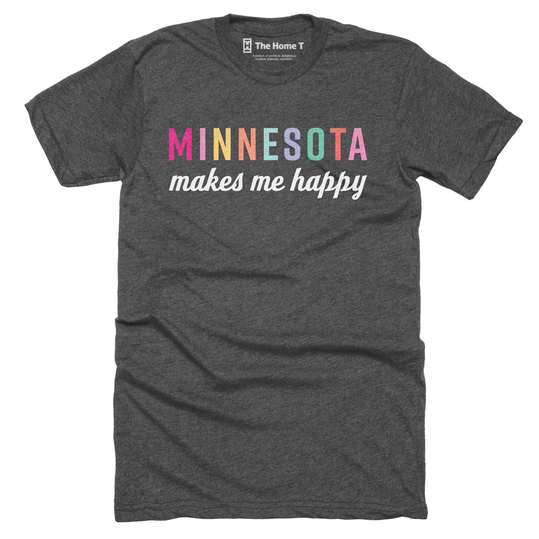 Minnesota Makes Me Happy