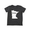 Minnesota Home Kids State T Shirt