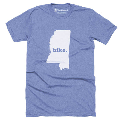 Mississippi Bike Home T-Shirt