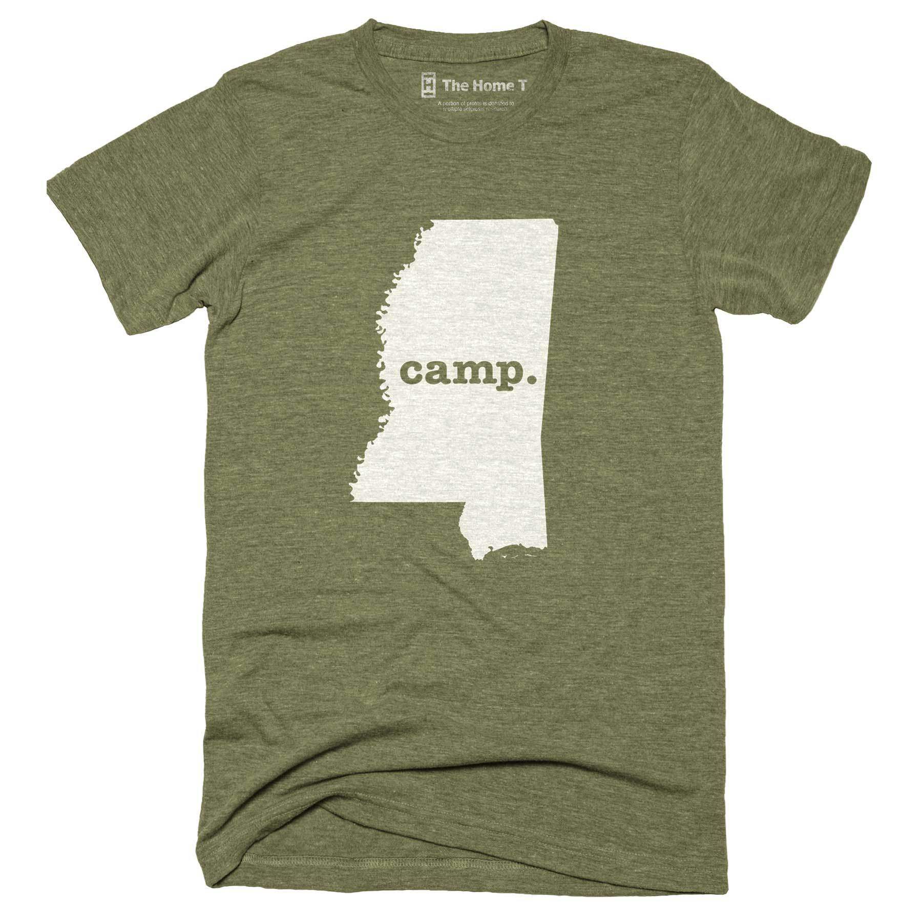 Mississippi Camp Home T-Shirt