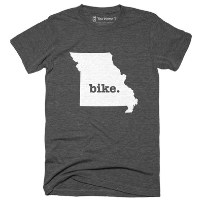 Missouri Bike Home T-Shirt Outdoor Collection The Home T XS Grey