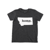 Montana Home Kids State T Shirt