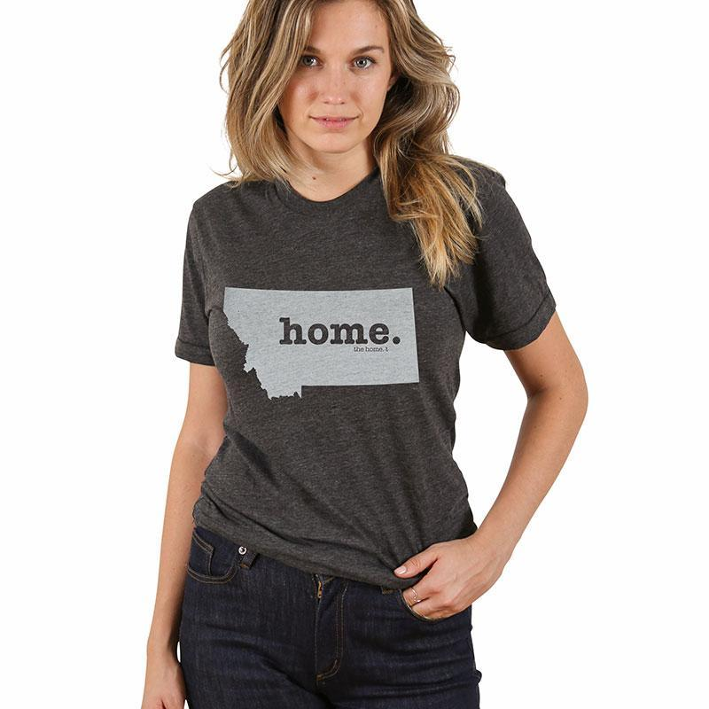 Montana Home T Original Crew The Home T XXL Grey