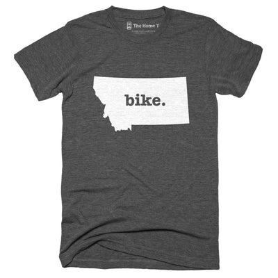 Montana Bike Home T-Shirt Outdoor Collection The Home T XS Grey