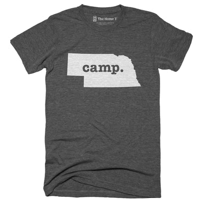 Nebraska Camp Home T-Shirt