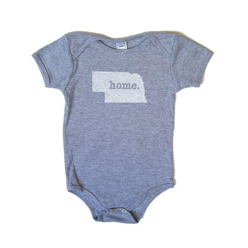 Nebraska Home T Onesie