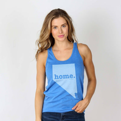 Nevada Home Tank Top Tank Top The Home T XS Blue