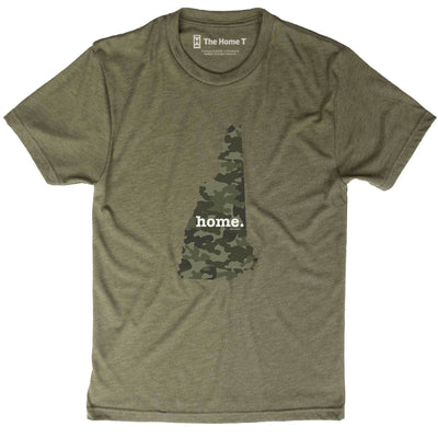 New Hampshire Camo Limited Edition