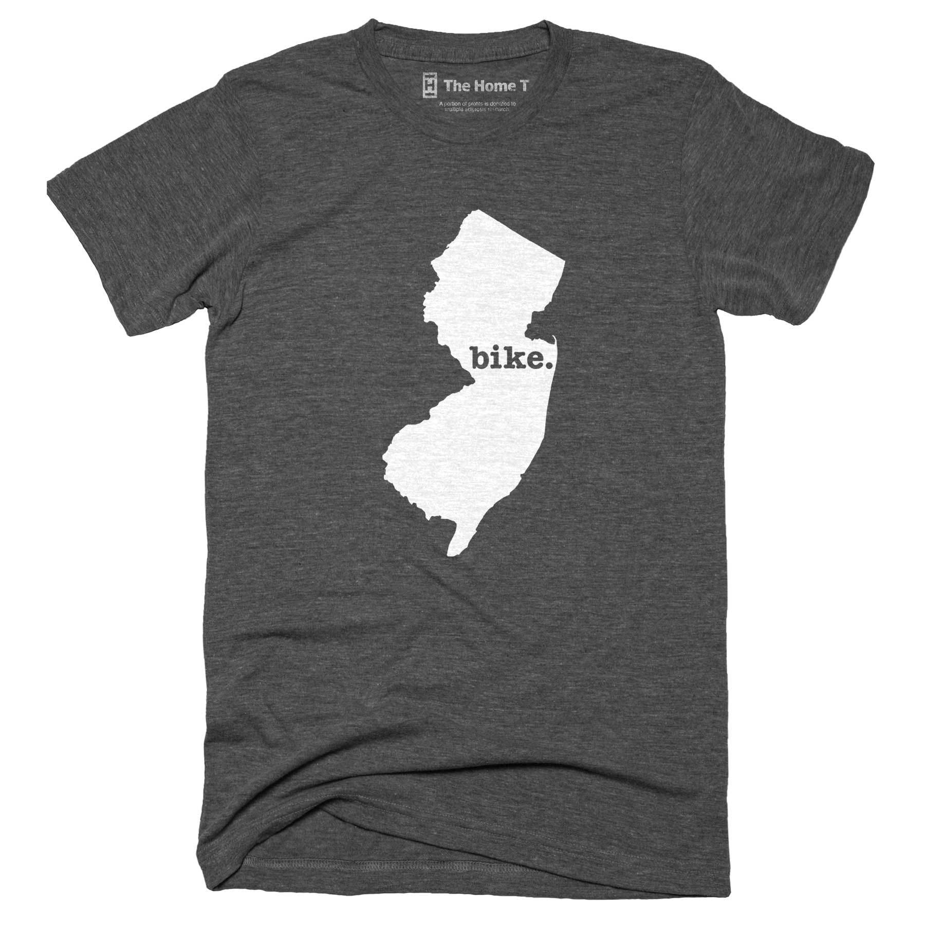 New Jersey Bike Home T-Shirt