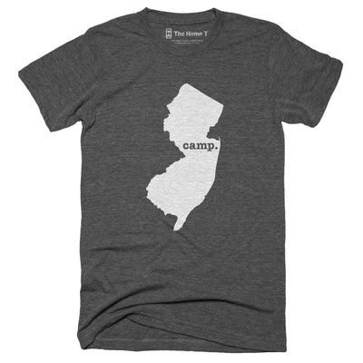 New Jersey Camp Home T-Shirt
