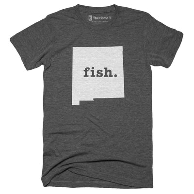 New Mexico Fish Home T-Shirt