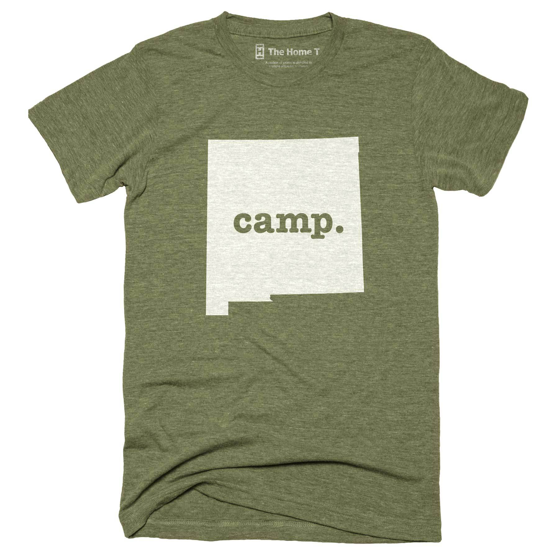 New Mexico Camp Home T-Shirt