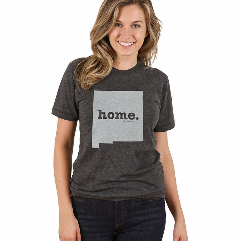 New Mexico Home T Original Crew The Home T XXL Grey