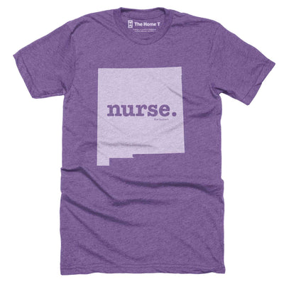 New Mexico Nurse Home T-Shirt