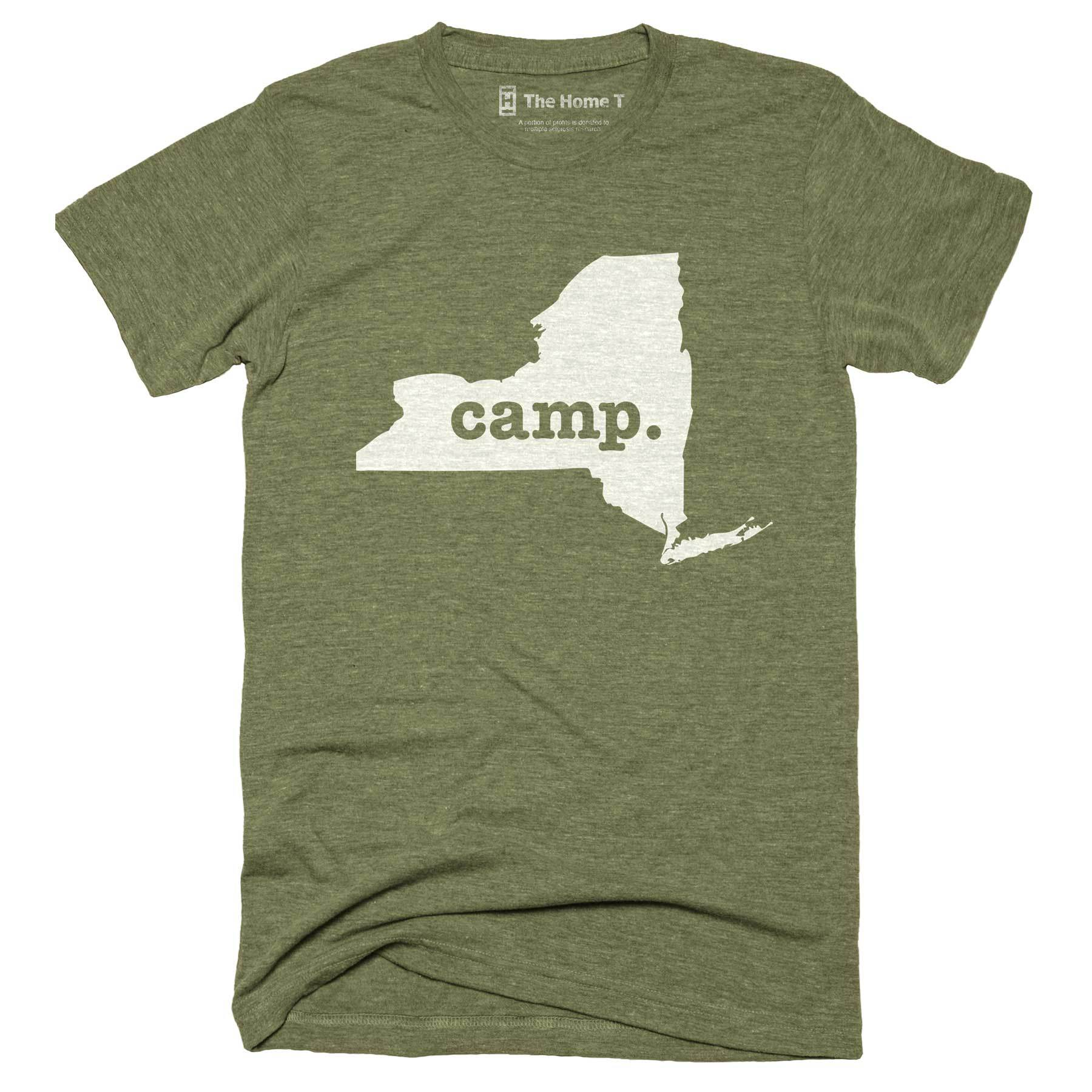 New York Camp Home T-Shirt