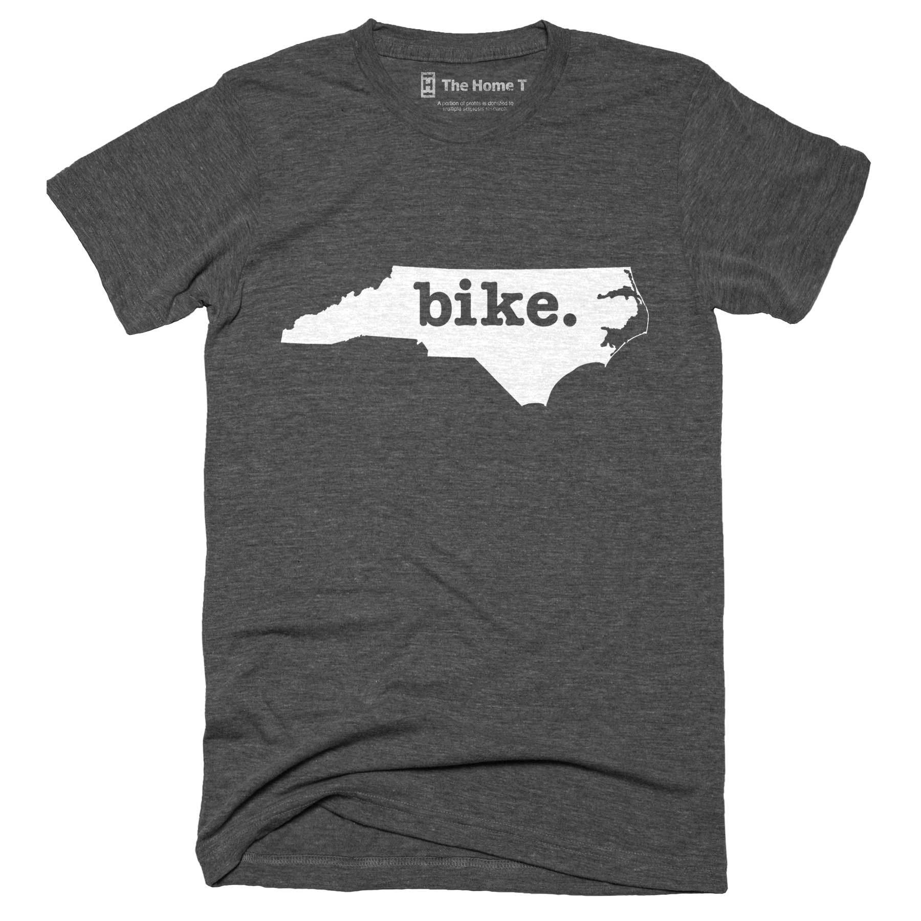 North Carolina Bike Home T-Shirt