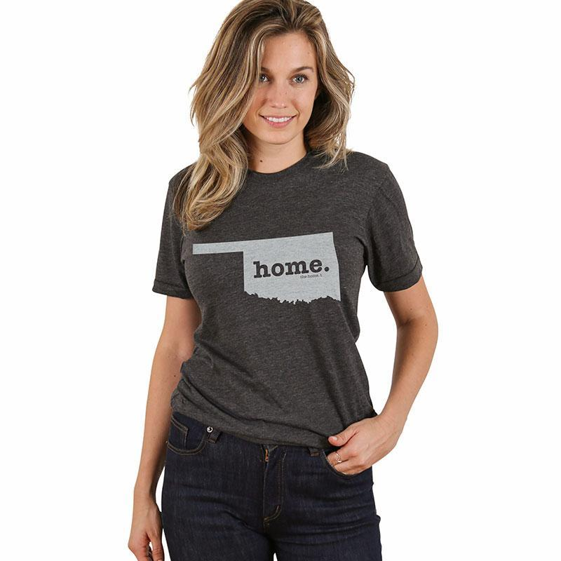 Oklahoma Home T Original Crew The Home T XXL Grey