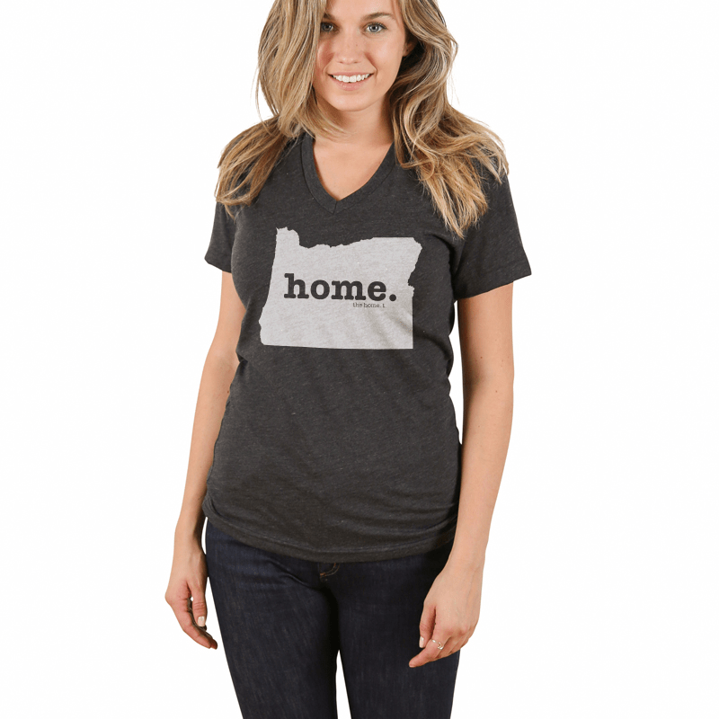 Oregon Home V-neck