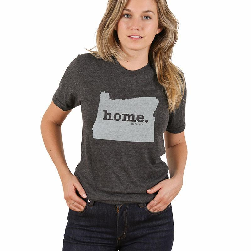 Oregon Home T Original Crew The Home T XXL Grey