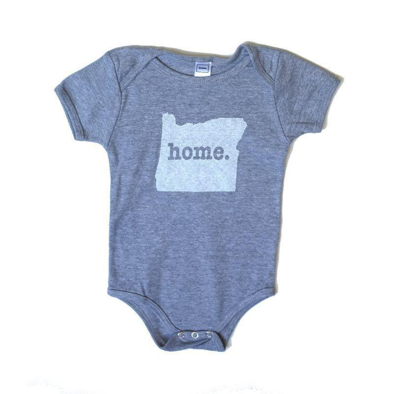 Oregon Home T Onesie