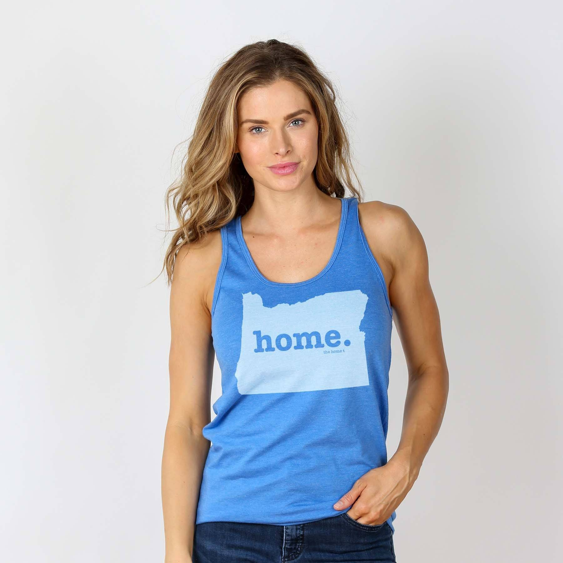 Oregon Home Tank Top