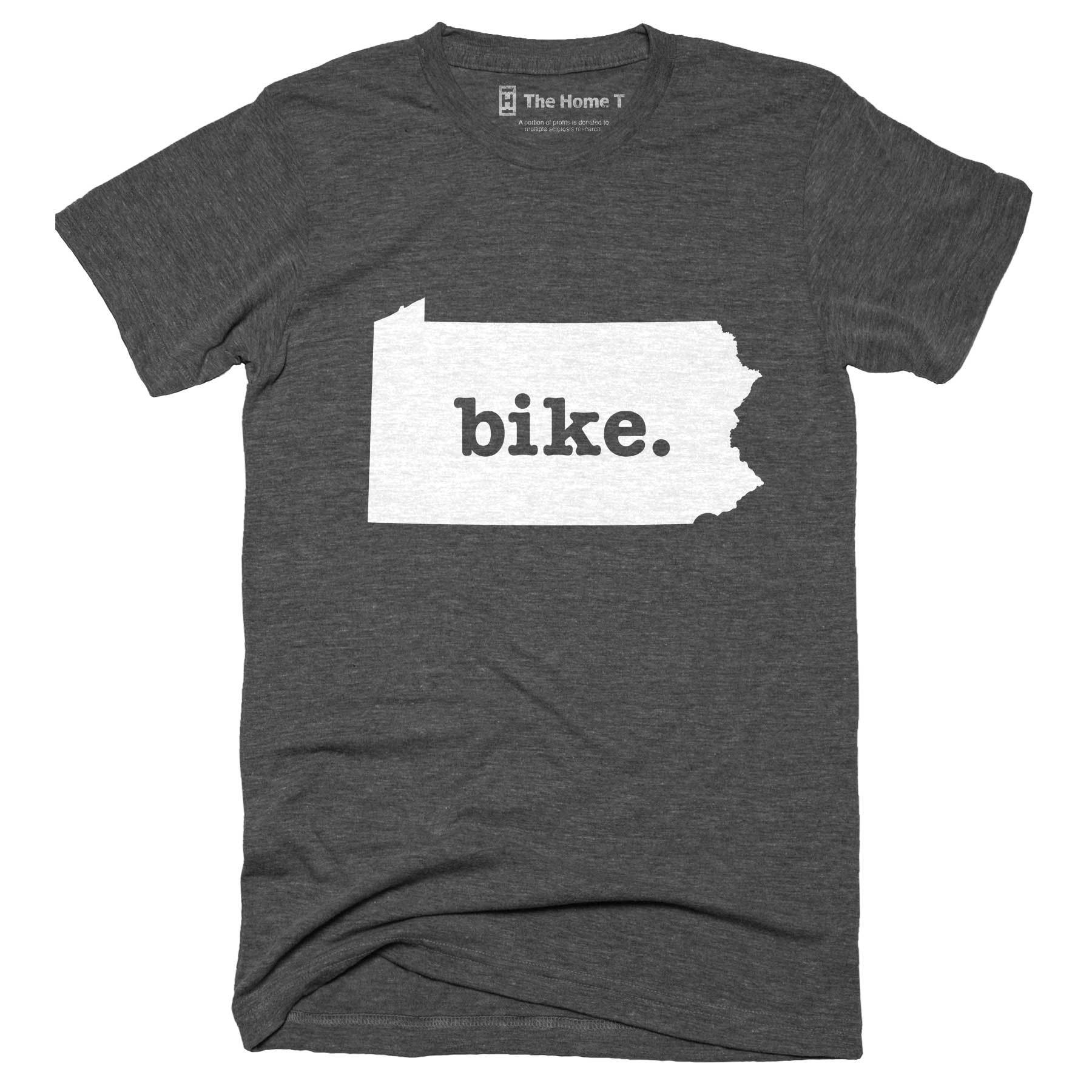 Pennsylvania Bike Home T-Shirt