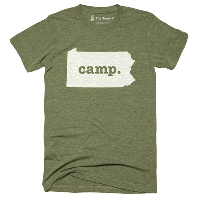 Pennsylvania Camp Home T-Shirt