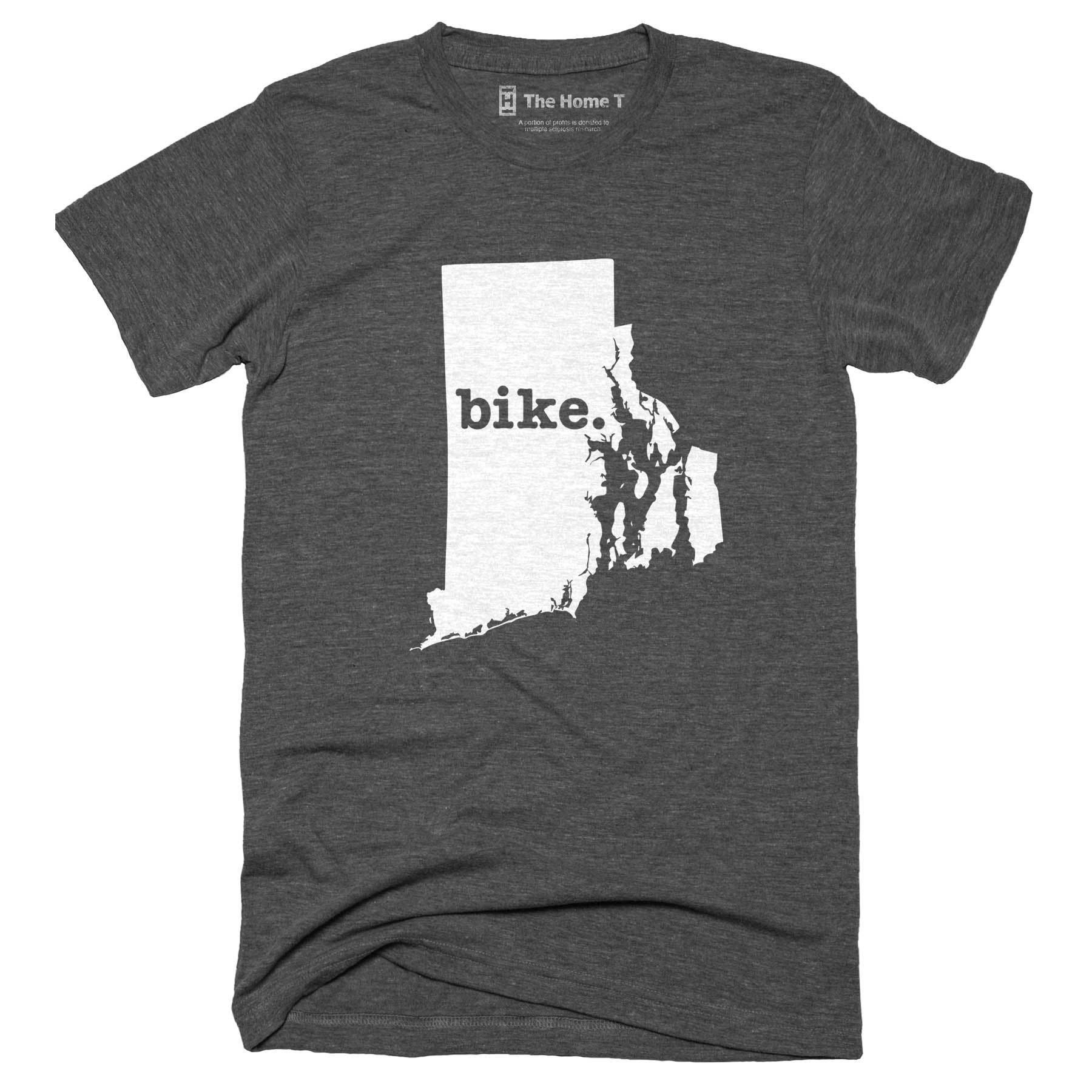 Rhode Island Bike Home T-Shirt