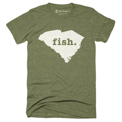 South Carolina Fish Home T-Shirt
