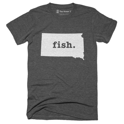 South Dakota Fish Home T-Shirt