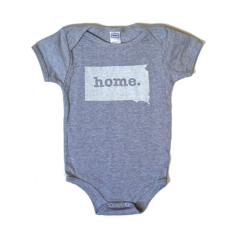 South Dakota Home T Onesie