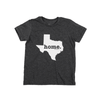 Texas Home Kids State T Shirt