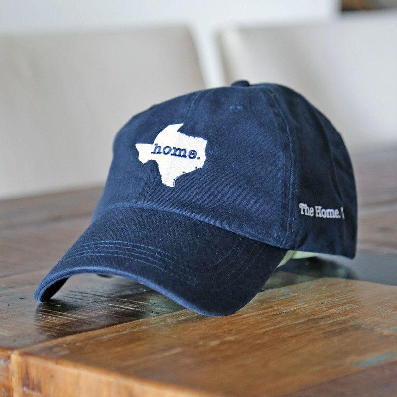3f78a0852ee21 Texas Home Hat - The Home T.