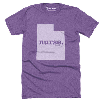Utah Nurse Home T-Shirt