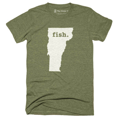 Vermont Fish Home T-Shirt