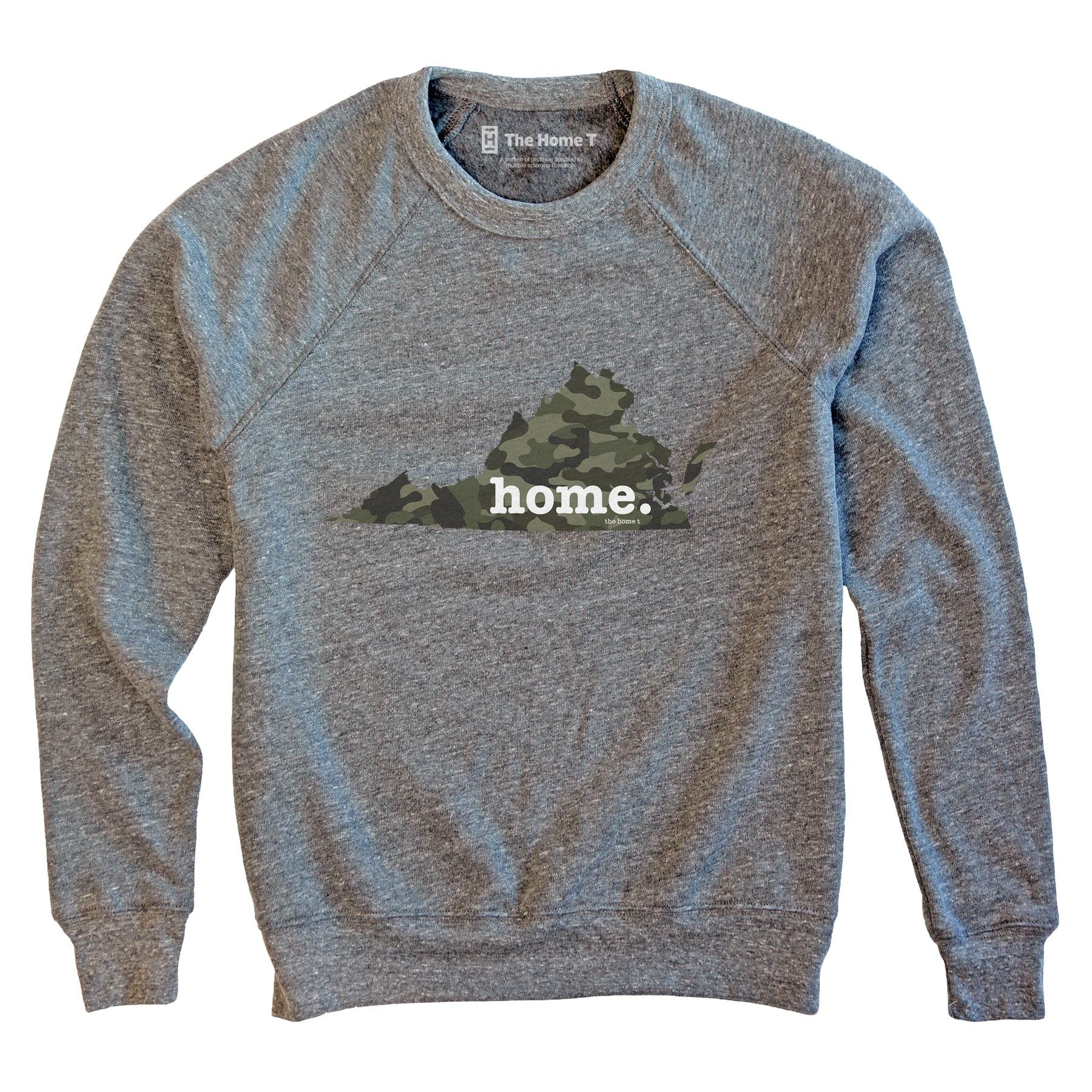 Virginia Camo Limited Edition Sweatshirt