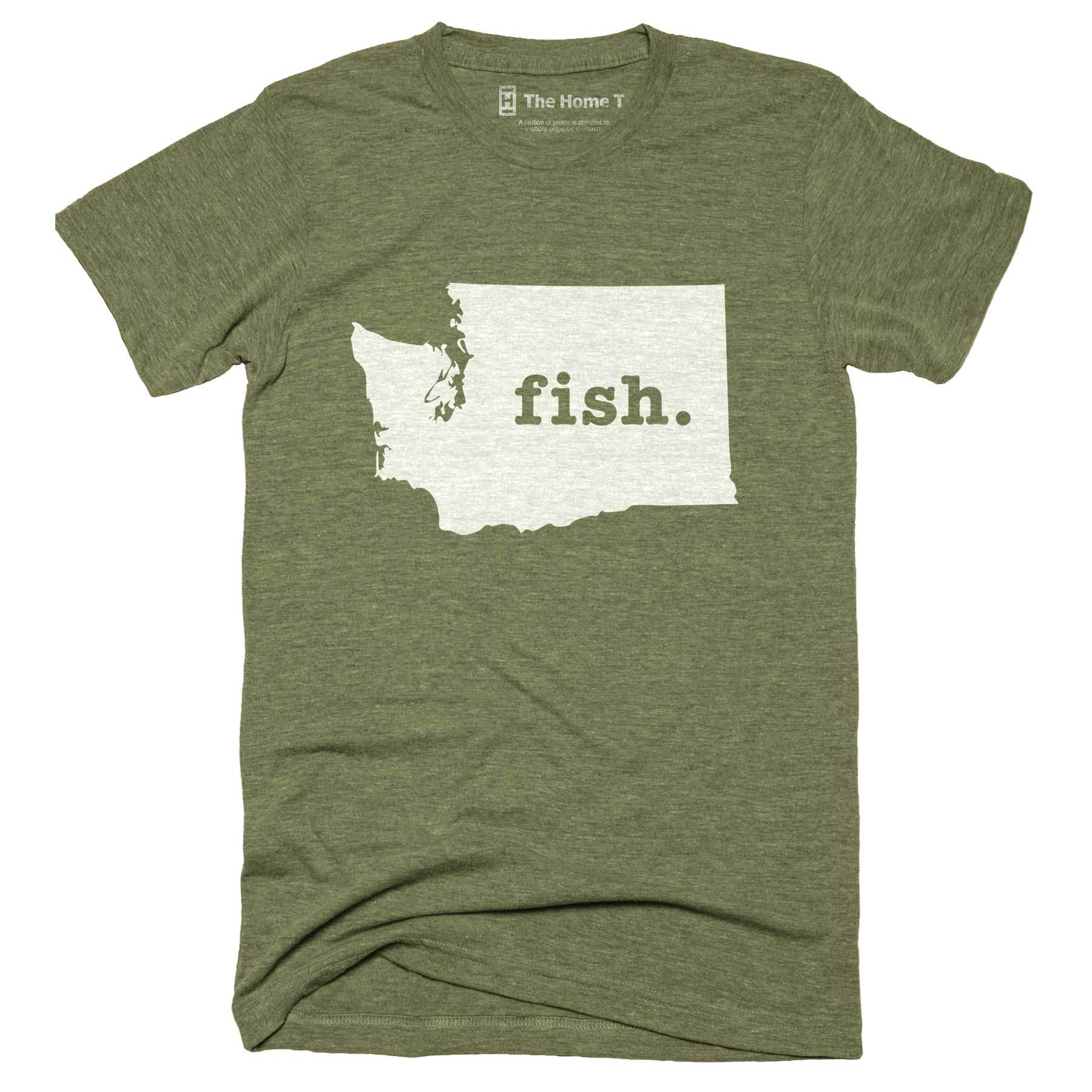 Washington Fish Home T-Shirt
