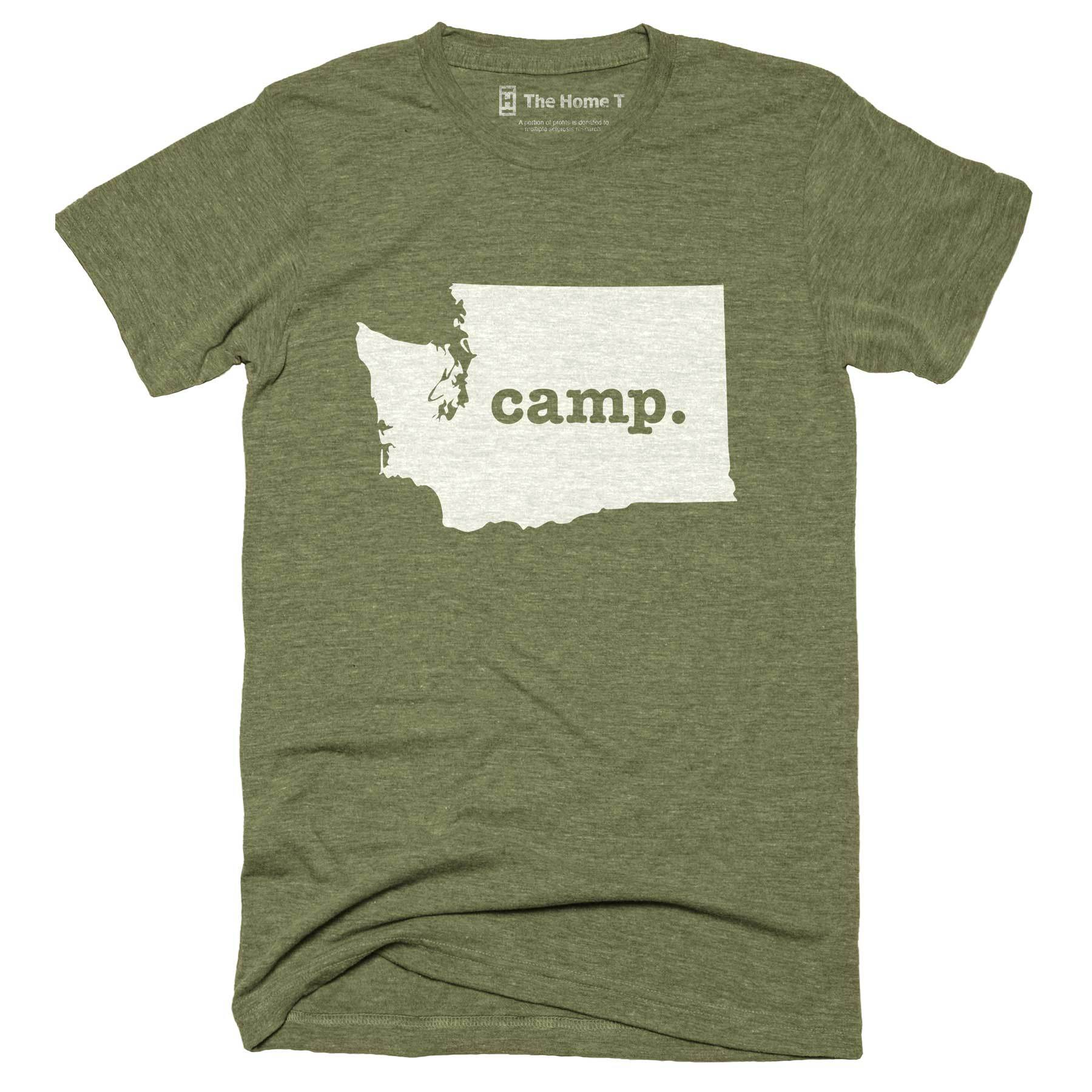 Washington Camp Home T-Shirt