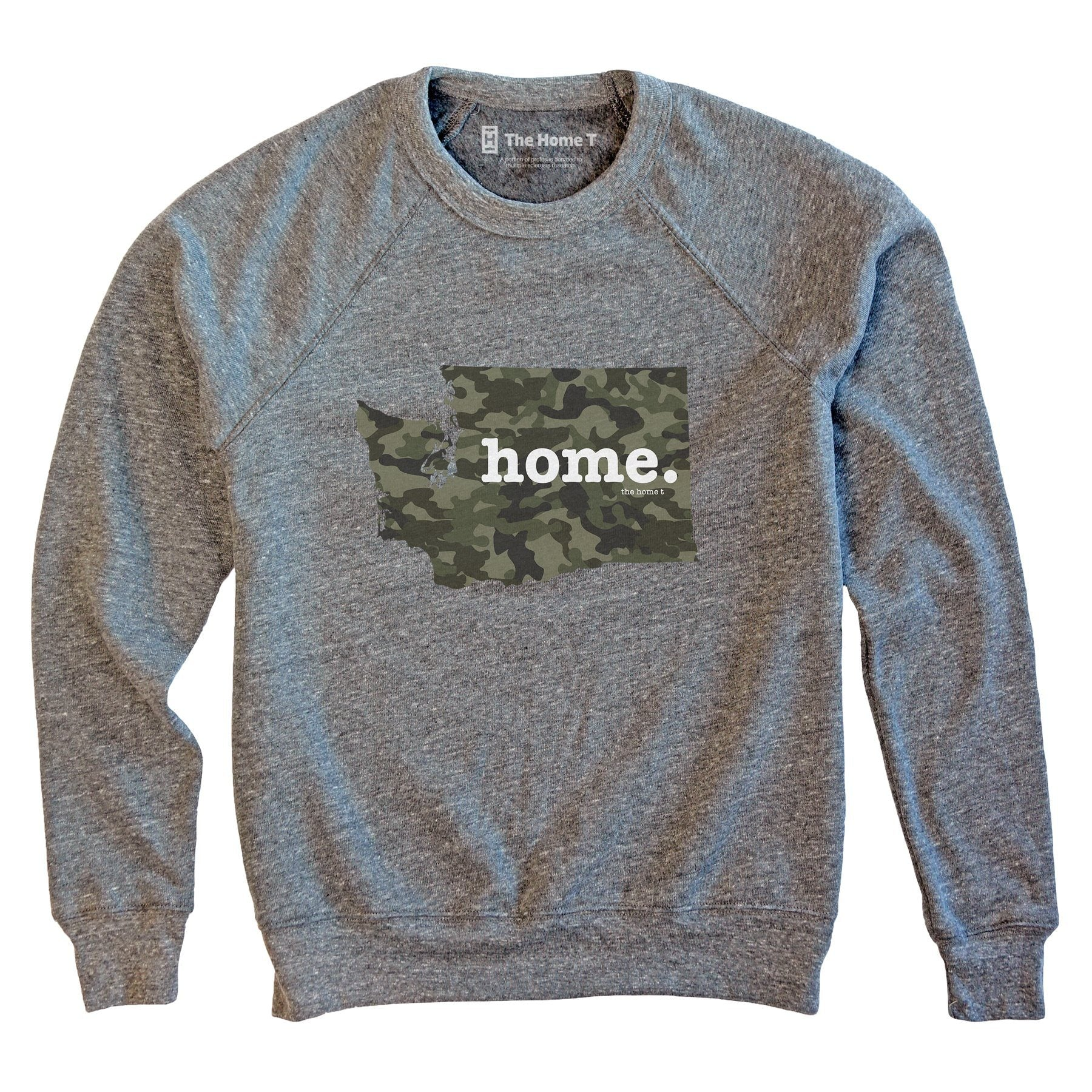 Washington Camo Limited Edition Sweatshirt