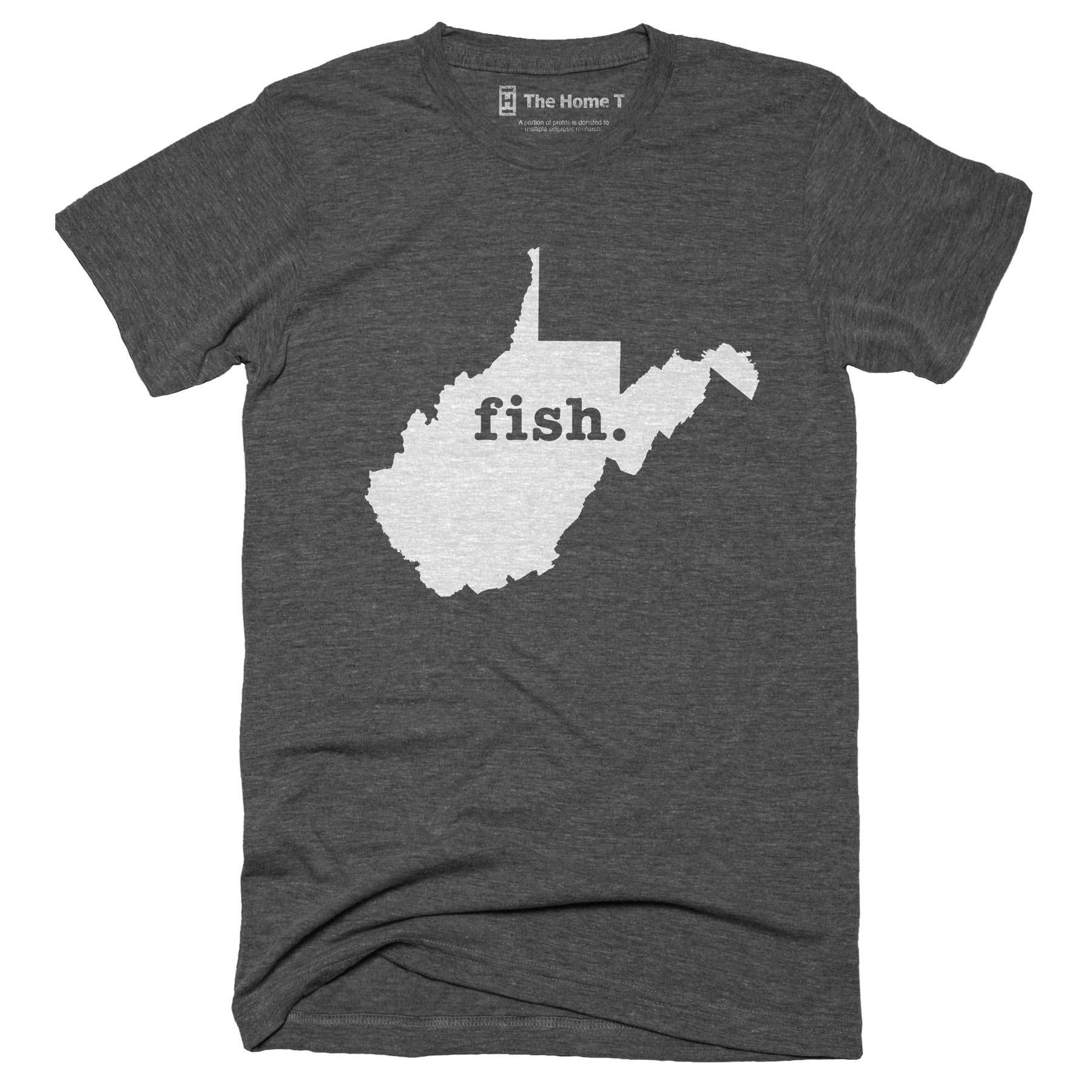 West Virginia Fish Home T-Shirt