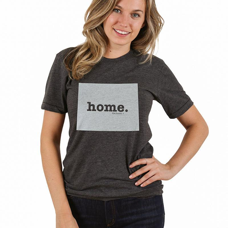 Wyoming Home T Original Crew The Home T XXL Grey