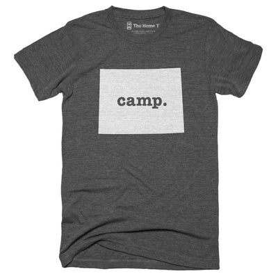Wyoming Camp Home T-Shirt