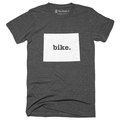 Wyoming Bike Home T-Shirt