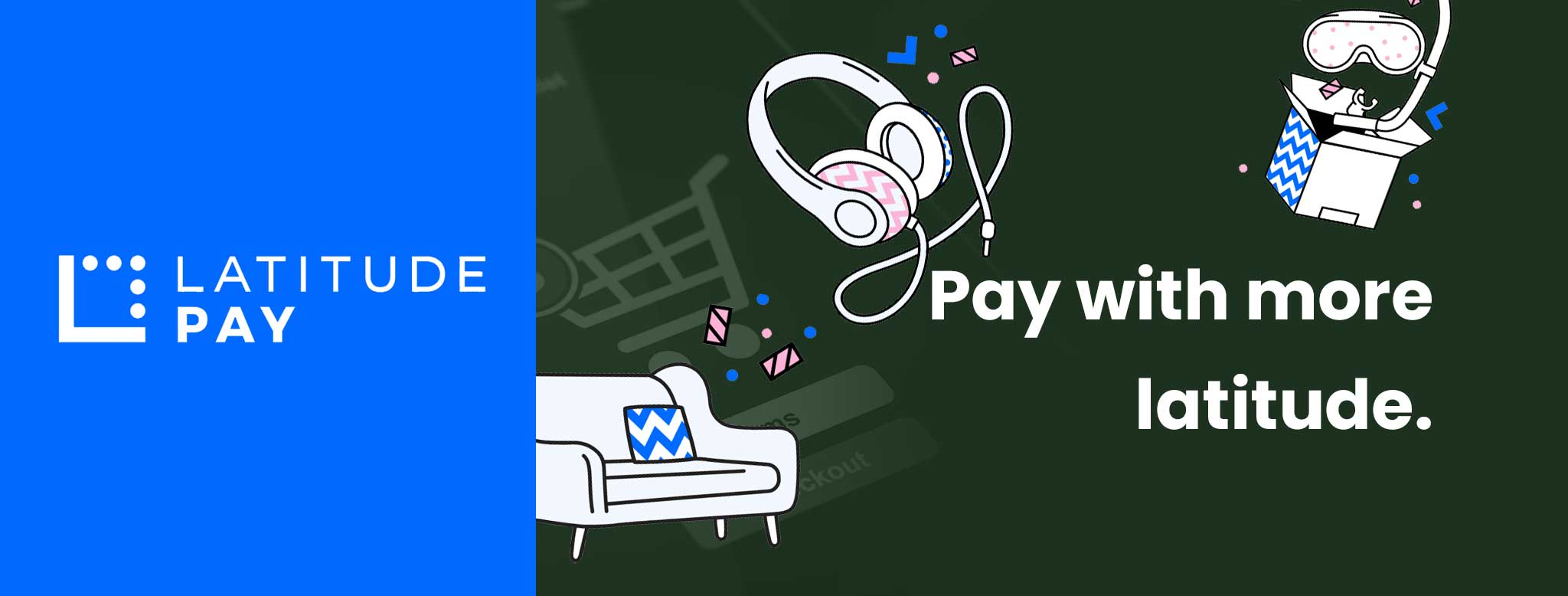 Pay later with LatitudePay