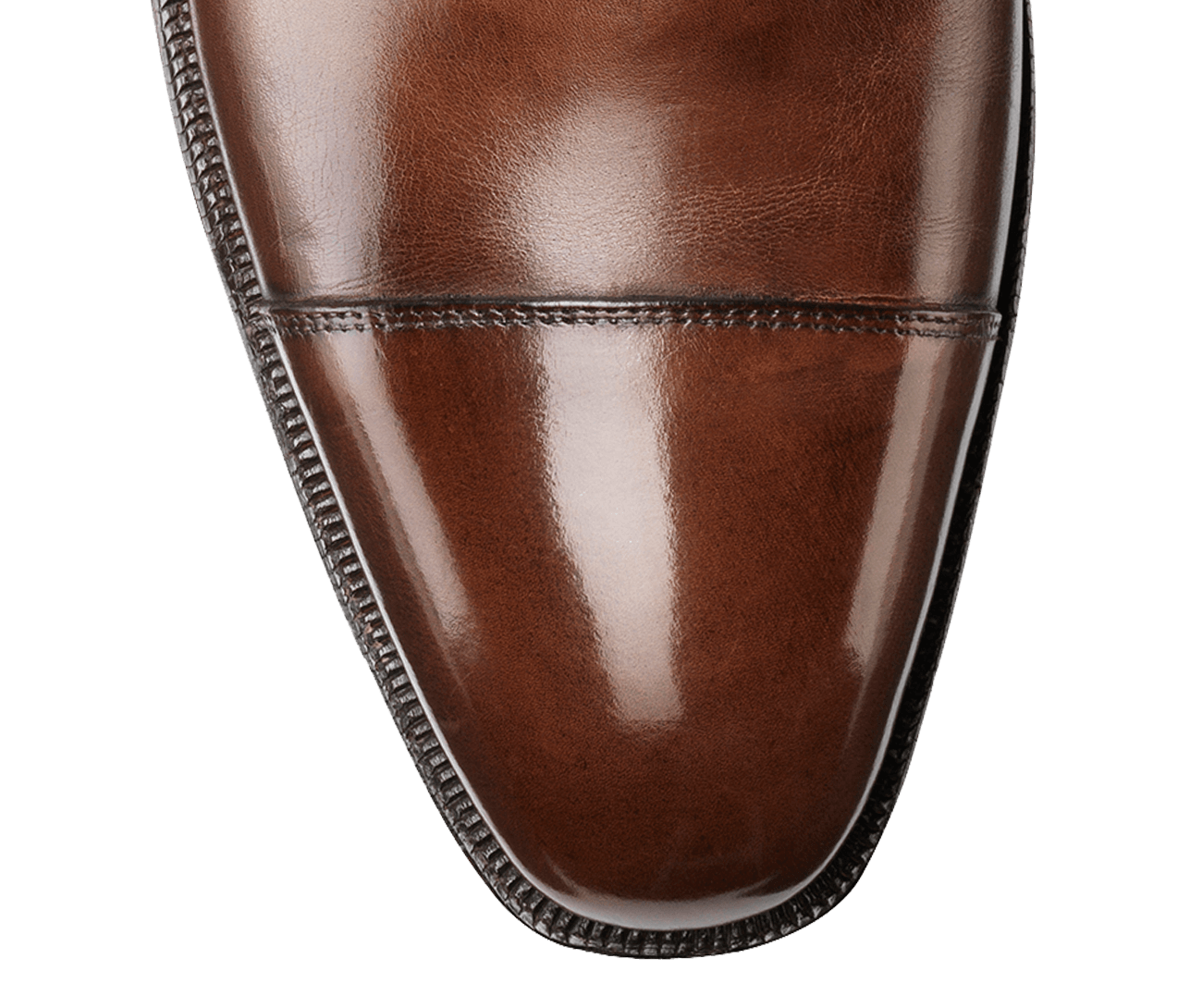 Audley Dark Brown Antique Calf