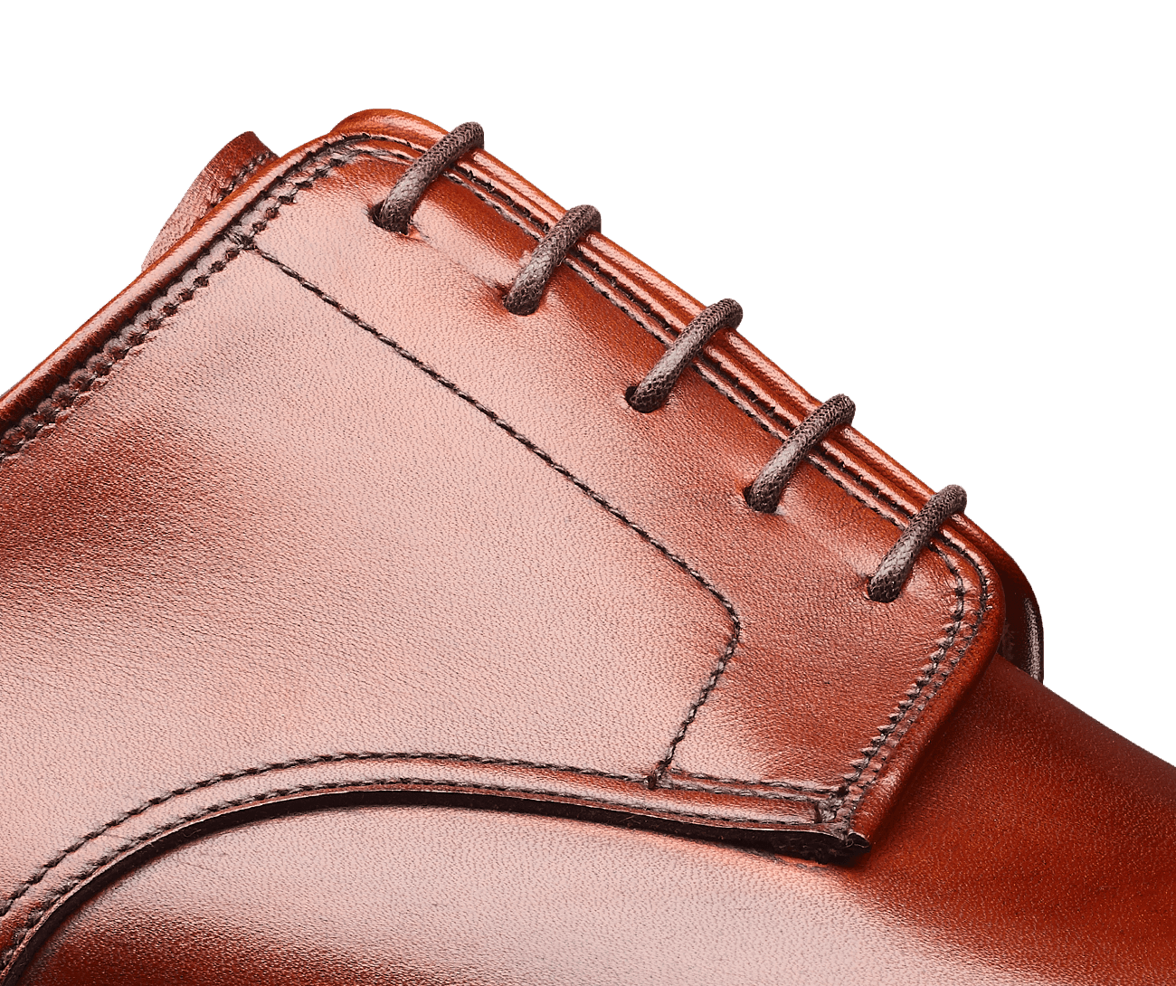 Bradford Chestnut Burnished Calf