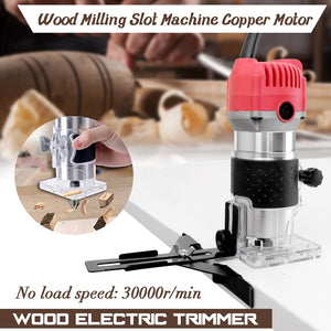 The Router Tool